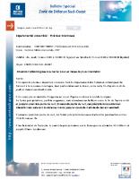 Bulletin 15 mai 2020