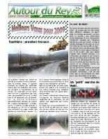 Bulletin Municipal de janvier-février 2009