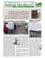 Bulletin Municipal de janvier-février 2012