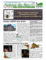 Bulletin Municipal de janvier-février 2013
