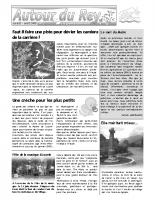 Bulletin Municipal de juillet-août 2008