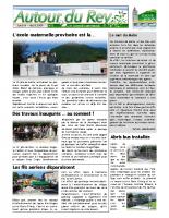 Bulletin Municipal de juillet-août 2009