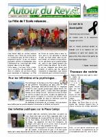 Bulletin Municipal de juillet-août 2010