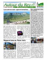 Bulletin Municipal de juillet-août 2012