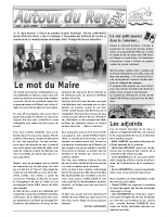 Bulletin Municipal de mai-juin 2008