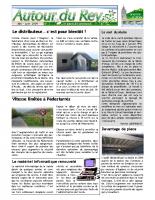 Bulletin Municipal de mai-juin 2009