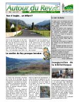 Bulletin Municipal de mai-juin 2011