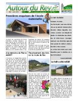 Bulletin Municipal de mai-juin 2012