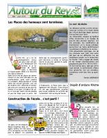 Bulletin Municipal de mai-juin 2013
