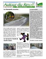 Bulletin Municipal de mars-avril 2009