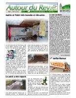 Bulletin Municipal de mars-avril 2012