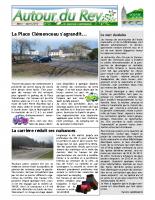 Bulletin Municipal de mars-avril 2013