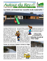 Bulletin Municipal de mars-avril 2014