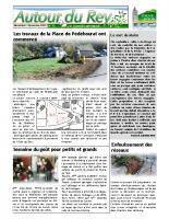 Bulletin Municipal de novembre-décembre 2009