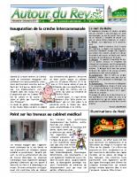 Bulletin Municipal de novembre-décembre 2011