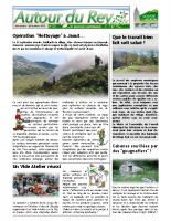 Bulletin Municipal de novembre-décembre 2012