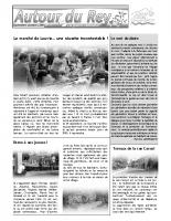 Bulletin Municipal de septembre-octobre 2008