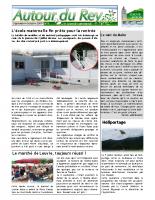 Bulletin Municipal de septembre-octobre 2009