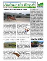 Bulletin Septembre-Octobre 2013 N° 33