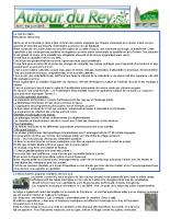 Bulletin Municipal du 2 ème trimestre 2015