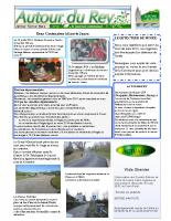 Bulletin municipal du 1 er trimestre 2015