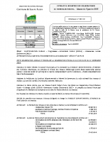 ELECTRIFICATION RURALE – Programme « ECLAIRAGE PUBLIC (SDEPA) – Communes rurales (Souterrain) 2015