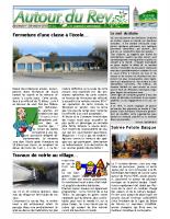 Bulletin Municipal de novembre-décembre 2013
