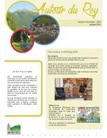 Bulletin Municipal d'Octobre 2016