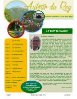 Bulletin Juin 2020 N° 47